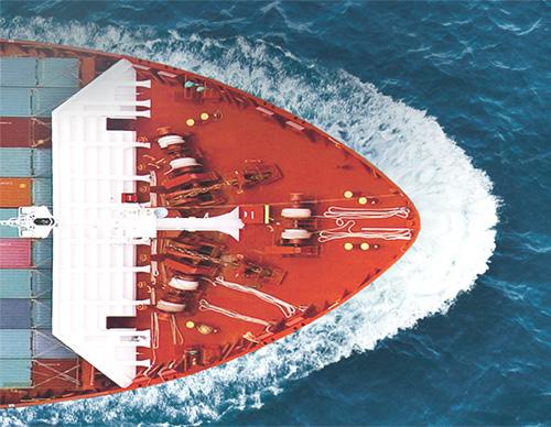 Cargo transportation by Sea